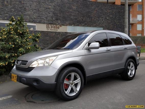 Honda Cr-v Lx 4x4 Aa 2.4