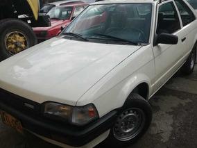 Mazda 323 Coupe ....una Belleza!!!