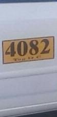 Numero De Taxi
