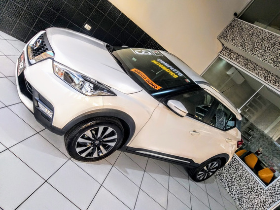 Nissan Kicks Sv 1.6 Automatica 5.000km Unico Dono Nova 2019
