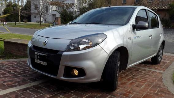 Renault Sandero Tech Run 2013