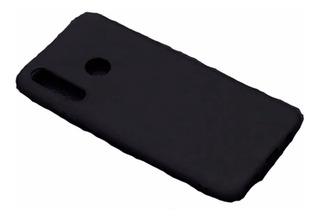 Capa Case Slim Fosca Emborrachada Celular Huawei P30 Lite