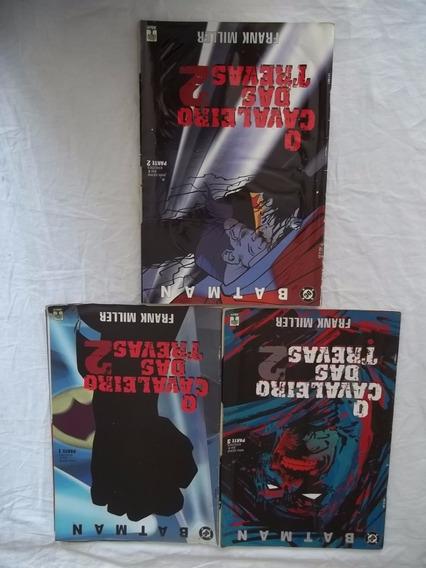 Gibi Hq Batman O Cavaleiro Das Trevas 2 Em 3 Edições P14