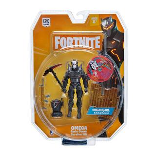 Fortnite Figura De Omega 10cm Early Game Survival Kit