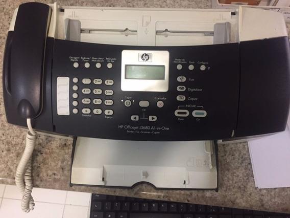 Multifuncional Hp Impressora Scanner Fax Digitaliza