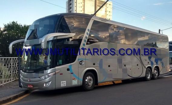 Marcopolo Paradiso Ld Ano 2017 Volvo B420 R Top Jm Cod 172