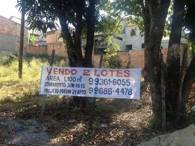 Lote Para Comprar No Bom Retiro Em Betim/mg - Apc1832