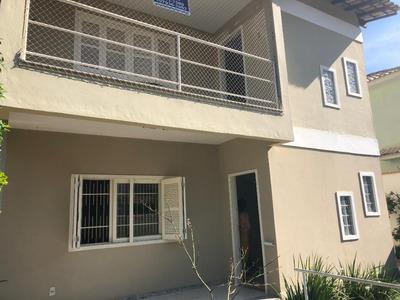 Casa Em Piratininga, Niterói/rj De 145m² 4 Quartos À Venda Por R$ 800.000,00 Ou Para Locação R$ 3.150,00/mes - Ca230414lr