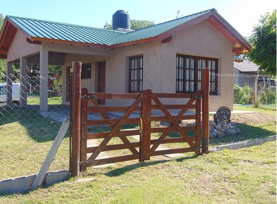 Casa Para 5 Personas En Villa Parque Siquiman