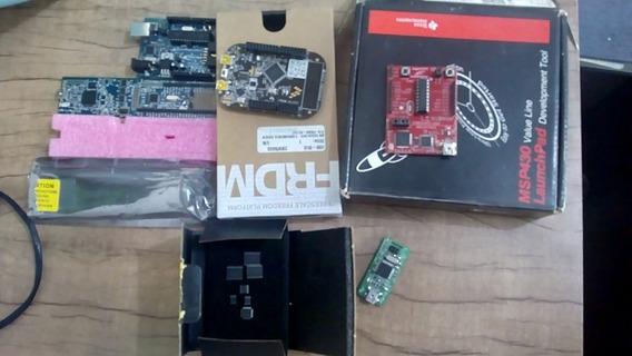 Kit Desenvolvimento. Kl25z, Picduino, Arm, Msp430,mcus