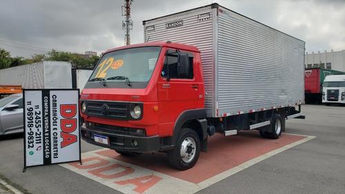 Vw Volkswagen 3/4 8.160 8 160 8160 8-160 Baú 6 Metros