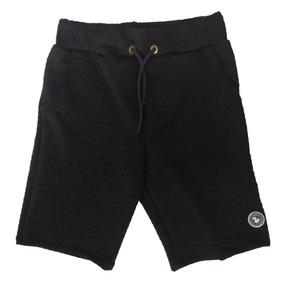 Bermuda Masculina Shorts Moletom - 3d - Promoção