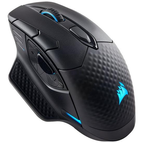 Mouse Corsair Gaming Dark Core Rgb Preto (sem Fio)