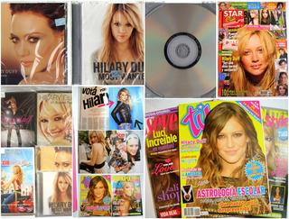 Hilary Duff Cds Dvds, Peliculas, Revistas, Más Liquido Todo!