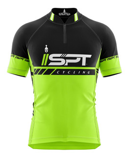 Camiseta Ciclista Spartan W - (f) Ref 01 - Proteção Uv50 +