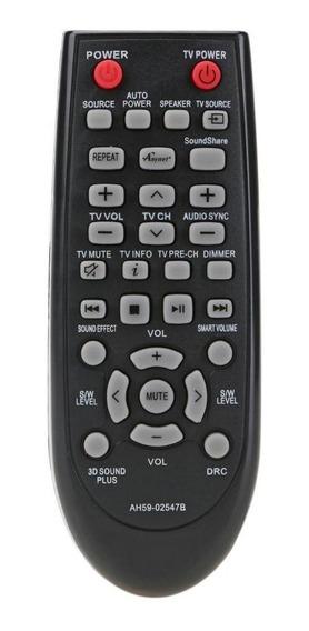 Substituição Para Samsung Hw-f450 Hwf450 Soundbar Controle R