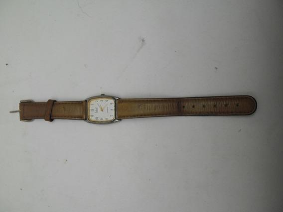 Relógio Antigo Dumont Original Com Defeito High Class Japan
