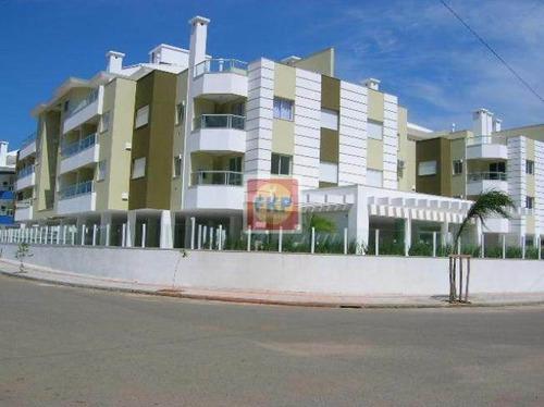 Apartamento À Venda No Bairro Ingleses Do Rio Vermelho - Florianópolis/sc - Cob0040