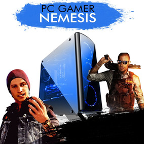 Pc Gamer Nemesis Intel Core I5-8600k Rtx 2070 8gb 1tb 8g Ram