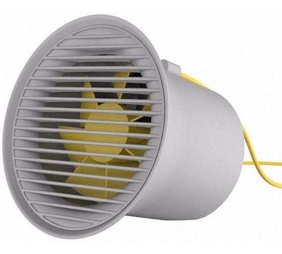 Ventilador De Mesa Usb Baseus Small Horn Desktop Fan Orig