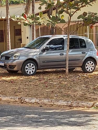 Imagem 1 de 4 de Renault Clio 2008 1.0 16v Expression Hi-flex 5p