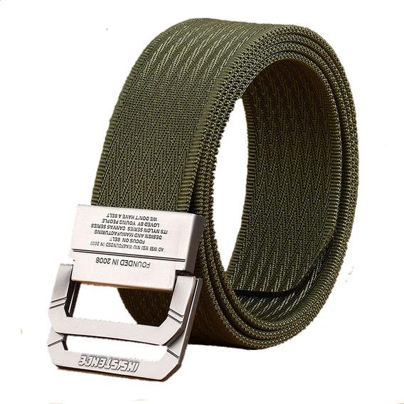 Cinturón Estilo Militar Táctico Unitalla !! Desde 28 A 40