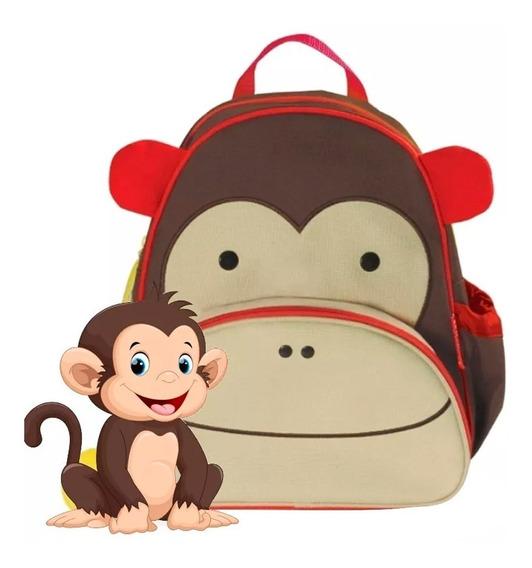 Mochila Skip Hop Infantil Mono 100% Original 210203