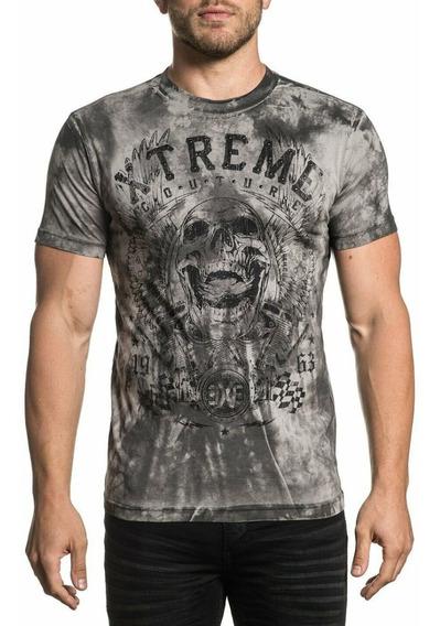 Remera Xtreme Couture Oil Slick