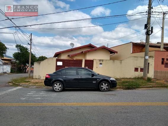 Casa Com 3 Dormitórios Para Alugar, 100 M² Por R$ 1.800,00/mês - Jardim Imperial - Valinhos/sp - Ca0603