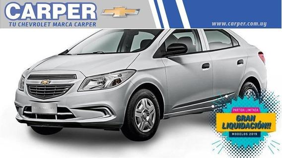Chevrolet Prisma Últimas Unidades 2019 0km