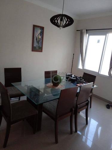Casa Com 3 Dormitórios À Venda, 105 M² Por R$ 393.000,00 - Jardim Florença - Indaiatuba/sp - Ca6565
