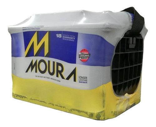 Bateria Moura 12x65 48ah M20gd Original Fiat Vw Ford