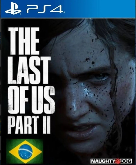 The Last Of Us Part 2 - Ps4 - Totalmente Em Portugues