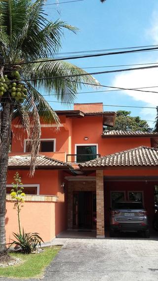 Casa (sobrado) Com 5 Quartos (suites) 7 Wc Sala 4 Ambientes