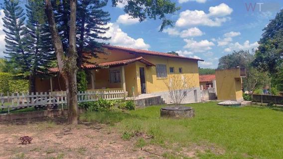 Chácara Rural À Venda, Terras De Santa Rosa, Salto. - Ch0001