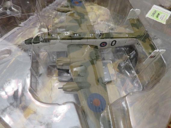 Bombardero Atalaya - Handley Page Halifax Ru -con Facículo 8