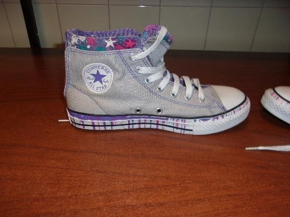 Zapatillas Mujer Nenas Converse All Star 35 4 Us 22 Cm Boti