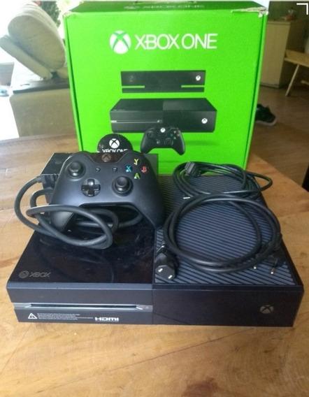 Video Game X Box One 500gb Preto.