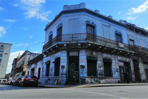 Alquiler Oficina O Local Comercial- Ciudad Vieja