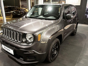 Jeep Renegade 1.8 Sport Manual $267000 O Tu Usado Y Cuotas