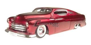 Miniatura Mercury 1951 Vinho Jada Toys 1/24