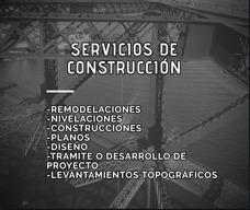 Servicios De Construcción!