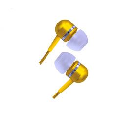 Fone Estéreo Tipo Earphone Com Isolamento Acústico