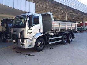 Ford Cargo 2429caçamba20170km