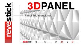 3d Panel / Panel 3d Revestick