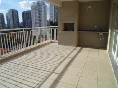 Apartamento Em Brooklin, São Paulo/sp De 172m² 3 Quartos À Venda Por R$ 1.900.000,00 - Ap174065