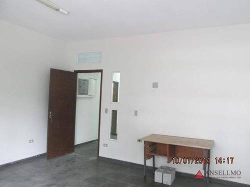 Imagem 1 de 3 de Sala Para Alugar, 30 M² Por R$ 900,00/mês - Dos Casa - São Bernardo Do Campo/sp - Sa0057