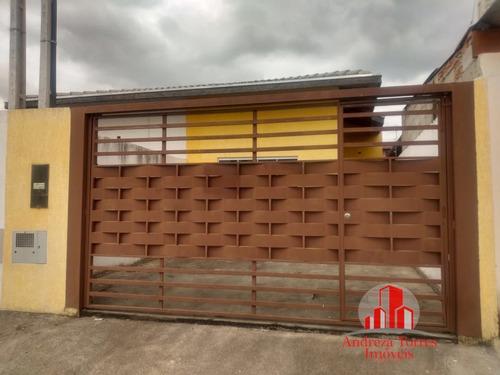 Casa À Venda No Bairro Vila Olímpia  - Taubaté/sp - 763
