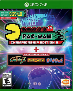 Pac-man Championship 2 + Arcade Game Xbox One (d3 Gamers)
