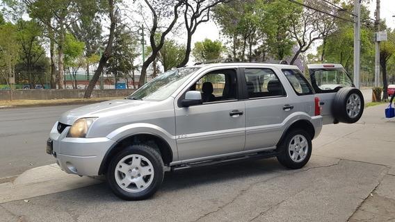 Ford Ecosport 2006 A/ac Ee Ba 4x2 2.0l 4 Cilndros
